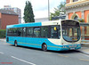Arriva CX58 EXZ at Chester station on 7th August 2009.