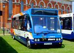 "Stagecoach 47544 (GX57 DJO) ""The Andover Stars"". Netley Bus Rally, 8th June 2008."