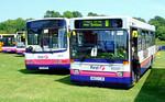 First 40297 (N603 XJM). Netley Bus Rally, 8th June 2008.