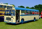 Thamesdown Transport 168 (Bristol RE JMW 168P). Netley Bus Rally, 8th June 2008.