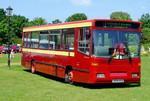 Emsworth & District J524 GCD. Netley Bus Rally, 8th June 2008.