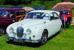 Jaguar 900 EXY. Netley Bus Rally, 8th June 2008.