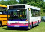 First 46324 (N324 ECR). Netley Bus Rally, 8th June 2008.