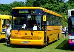 First Student 68553 (HX05 BUJ). Netley Bus Rally, 8th June 2008.