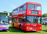 First 31825 (P925 RYO). Netley Bus Rally, 8th June 2008.