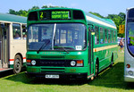 Provincial 125 (NLP 389V). Netley Bus Rally, 8th June 2008.