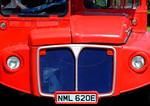 Metroline RML2620 (NML620E). Netley Bus Rally, 8th June 2008.