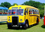 Bournemouth 44 (Leyland JLJ 401). Netley Bus Rally, 8th June 2008.