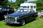 Rover 3.5 litre FNX 952K. Netley Bus Rally, 8th June 2008.