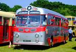 Silver Star 26 (MMR 553). Netley Bus Rally, 8th June 2008.