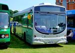 Reading 1012 (Scania YN05 GXL).  Netley Bus Rally, 8th June 2008.