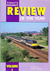 Today's Railways Review of the Year, Volume 4 - 1990, by Peter Fox & David Carter, published 1991, 144pp £14.95, ISBN 0-872524-29-X, hardback. Cover photo of Class 47/8 47827 at Burton-on-Trent on 14th July 1990 with the 16.22 York-Birmingham.