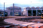 A view taken at Vennissieux depot on 4th November 1989.