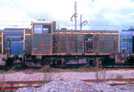 Y51150 was one of four of this long-withdrawn type which were to be found at Avignon depot on 5th November 1989.