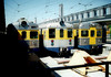 CP EMUs at Lisboa Cais do Sodre on 26th March 2000.
