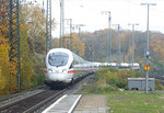 DB ICE units 411 067 & 411005 at Köln West, 13th November 2012.