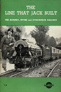 1950 The Line That Jack Built, 2nd edition, published April 1950, 29pp 1/6, code: 126/   /80/450. A5 format. This may be either the original,, or the reprint.