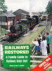 "1993/94 Railways Restored, 14th edition, published 1993, 128pp £7.99, ISBN 0-7110-2125-2, no code.  Cover photo of LBSCR/SR A1X Class 0-6-0T 10 ""Sutton"" double-heading at Tenterden, Kent & East Sussex Railway, with ""Charwelton"". Alarming price rise of £1.04 to £7.99."
